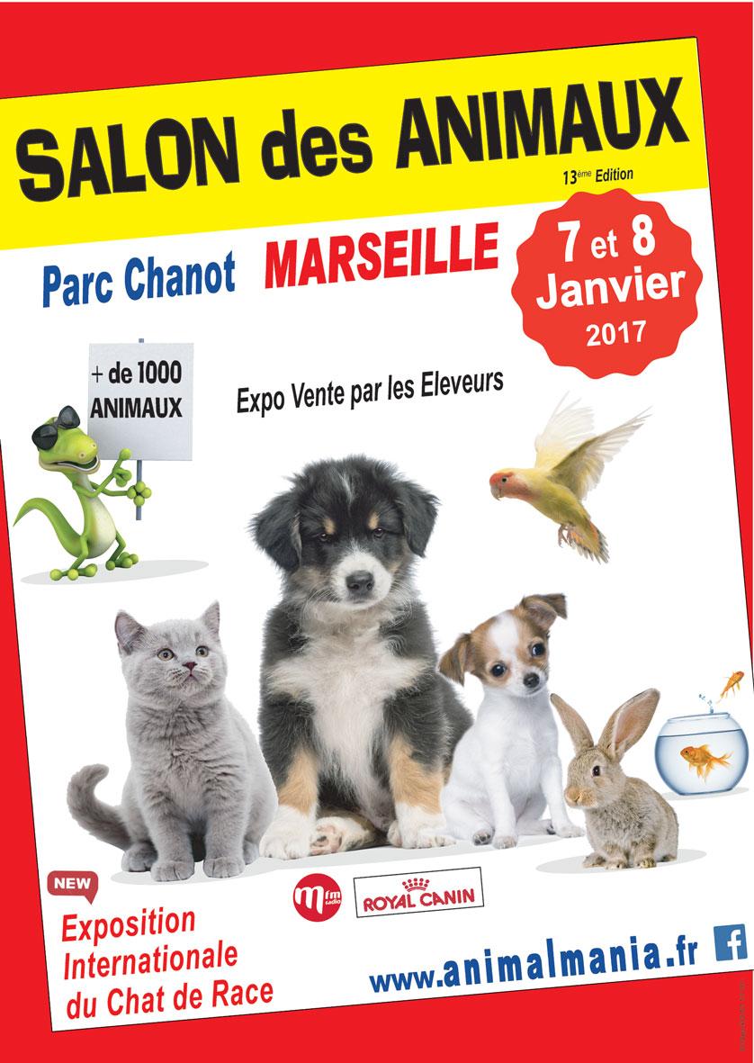 Salon animal mania marseille le 07 et 08 janvier 2017 sur for Salon animaux 2017